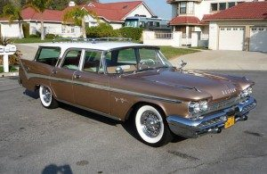 Suburban Bliss: 1959 DeSoto Fireflite Shopper