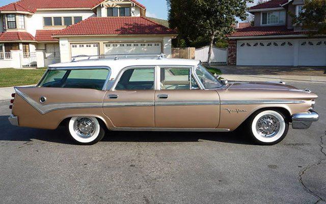 Morris Minor Custom 4x4 - 1957