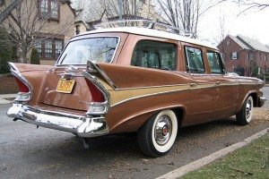 Packardbaker: 1958 Packard Station Wagon