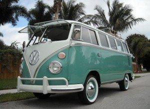 Minty Fresh: 1963 Volkswagen Transporter