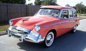 Rare Find: 1955 Studebaker Conestoga Champion Wagon