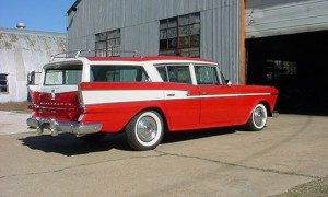 Original and Ready: 1959 Rambler Ambassador