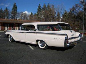 Pretty in Pink: 1960 Mercury Commuter