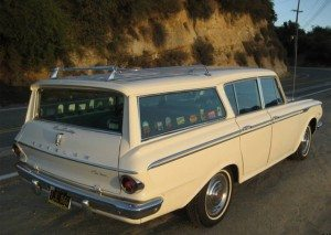 Beach Ready: 1962 Rambler Cross Country