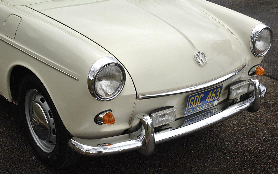 1968 Volkswagen Type 3 Squareback: True Survivor: 1968 Volkswagen Type III Squareback