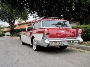 Hardtop Hauler: 1957 Buick Caballero