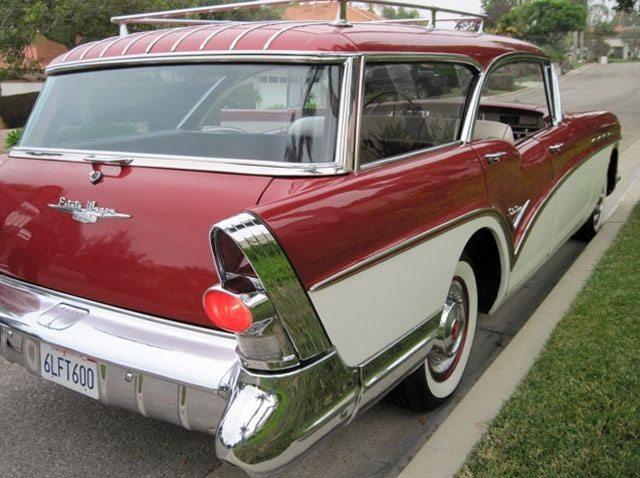 1957 Buick Caballero