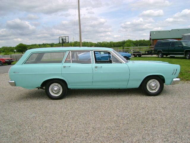 1966 Merucry Station Wagon 3