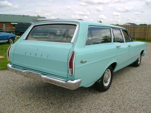 1966 Merucry Station Wagon 5