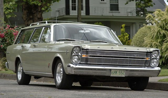 1966 Ford Galaxie Country Sedan Station Wagon