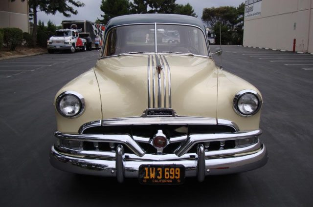 1951 Pontiac Chieftain Station Wagon 3