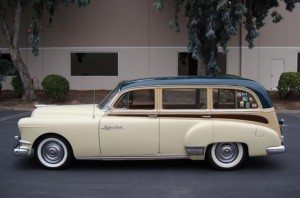 Hail to the Chief: 1951 Pontiac Chieftain