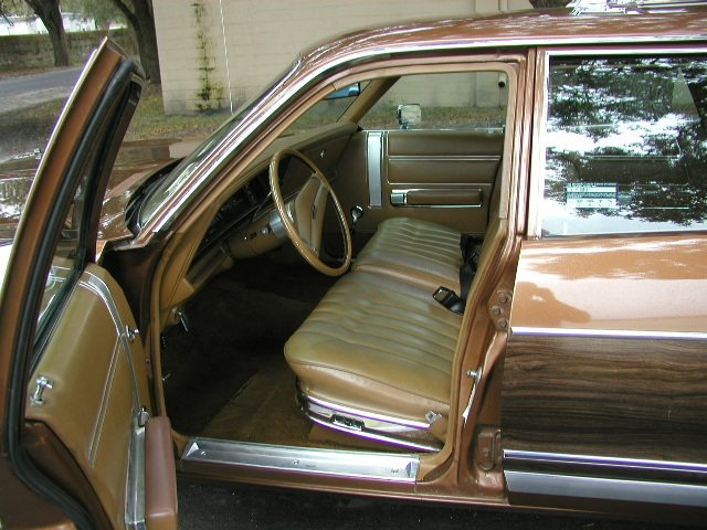 1972 Chrysler Town and Country