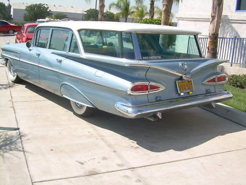 1959 Chevrolet Parkwood