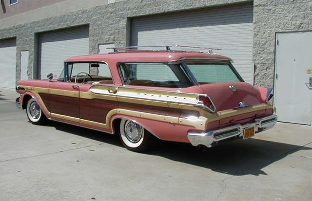 1957 Mercury Colony Park