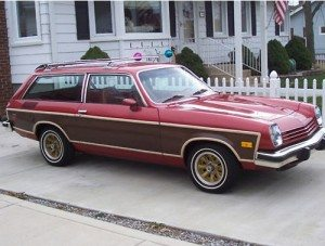 3,950 Miles: 1977 Vega Kammback Estate Wagon