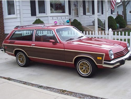1977 Chevrolet Vega Wagon 1