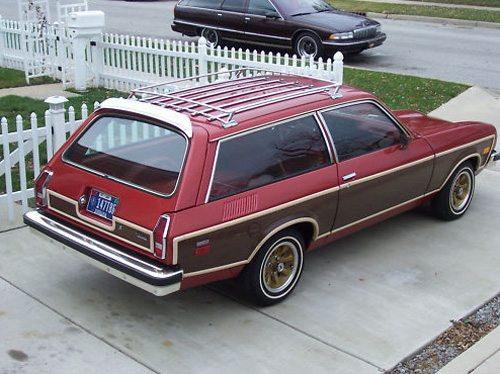 1977 Chevrolet Vega Wagon 2
