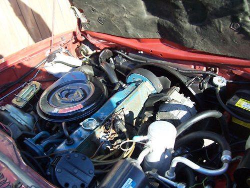 1977 Chevrolet Vega Wagon 5