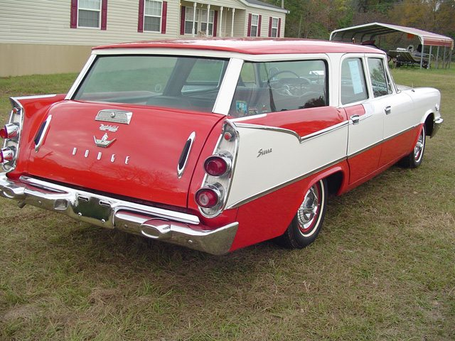 1959 Dodge Sierra Spectator 6