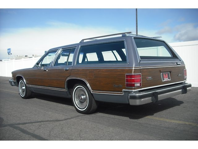 1983 Mercury Wagon 3