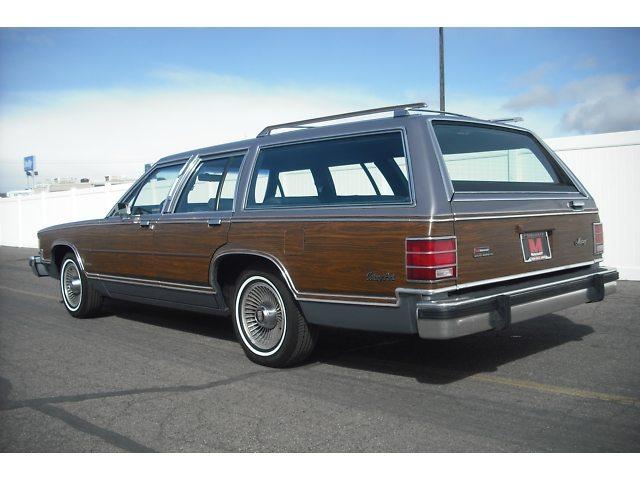 1983 Mercury Wagon 3