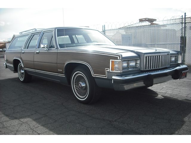 1983 Mercury Wagon 5