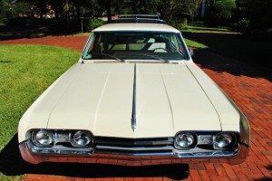 Simply Spectactular: 1967 Oldsmobile Vista Cruiser