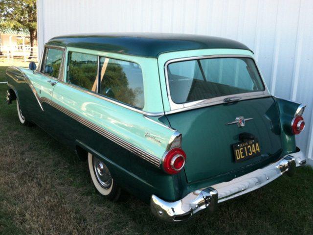 1956 Ford Parklane 1