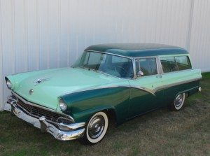 One Year Wonder: 1956 Ford Parklane
