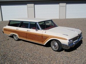 Western Winner: 1962 Ford Country Squire
