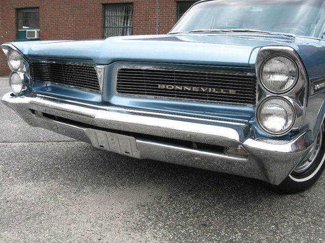 1963 Pontiac Bonneville Safari 3