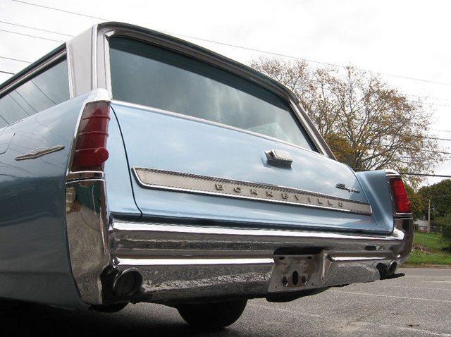 1963 Pontiac Bonneville Safari 4