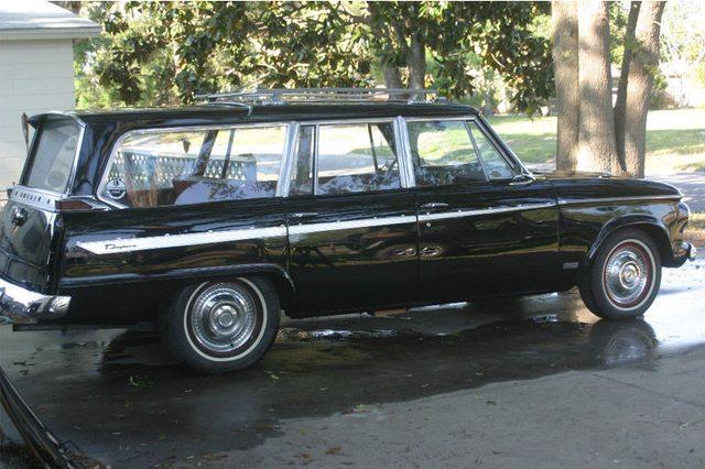 1963 Studebaker Wagonaire 1
