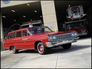 Chiefs Cruiser: 1964 Chevrolet Bel Air