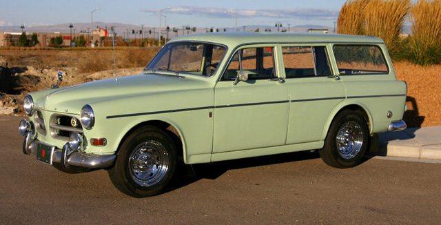 1966 volvo 122S 3