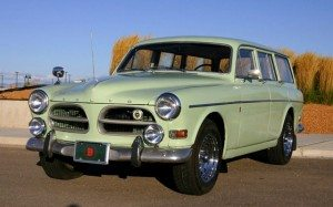 Swedish Treasure: 1966 Volvo 122S