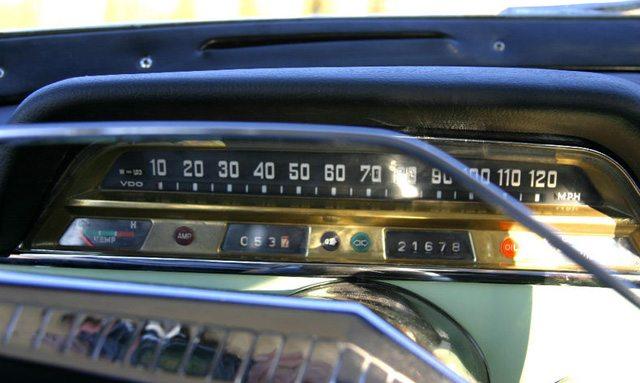 1966 volvo 122S 5