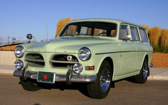 1966 volvo 122S Station Wagon