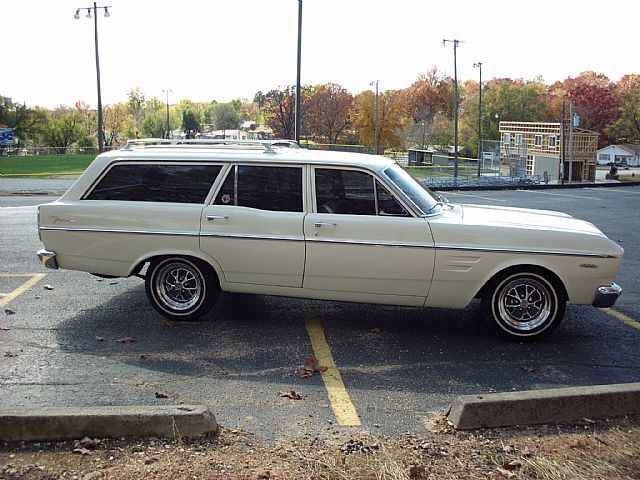 1967 Falcon Futura Stationwagon 2