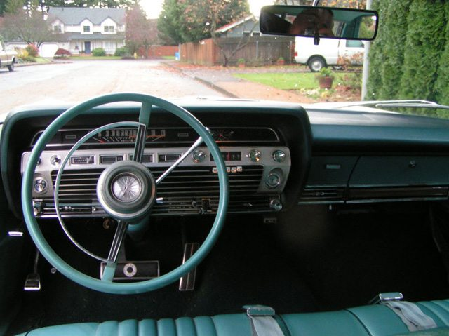 1967 Ford Country Squire 5
