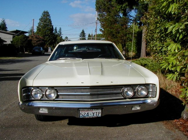 1969 Galaxie 500 Station Wagon 1