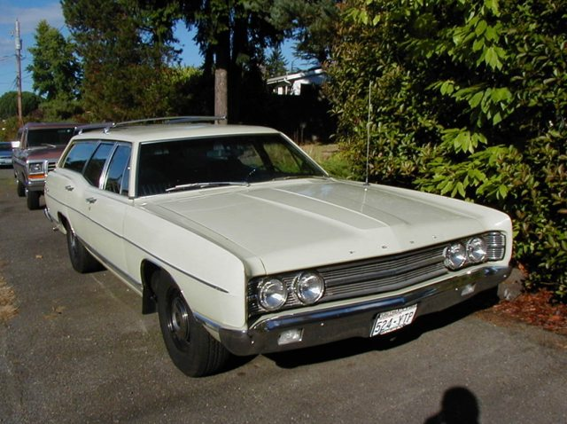 1969 Galaxie 500 Station Wagon 1a