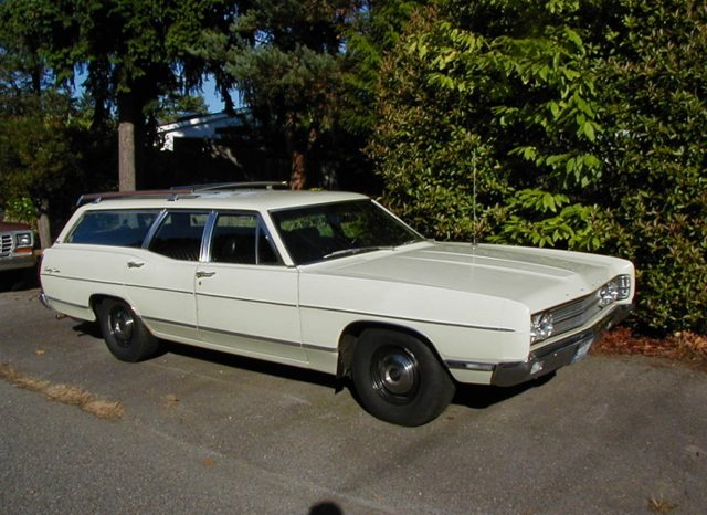 1969 Galaxie 500 Station Wagon 2