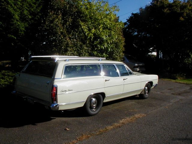 1969 Galaxie 500 Station Wagon 3