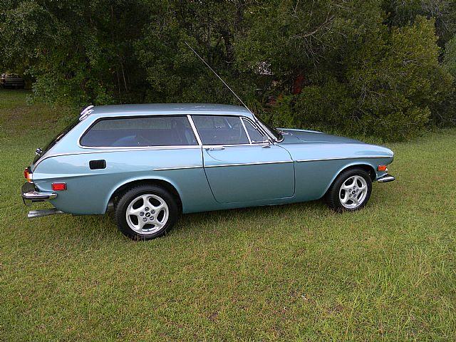 1972 Volvo 1800ES 1