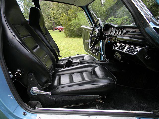 1972 Volvo 1800ES 5