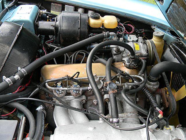 1972 Volvo 1800ES 7