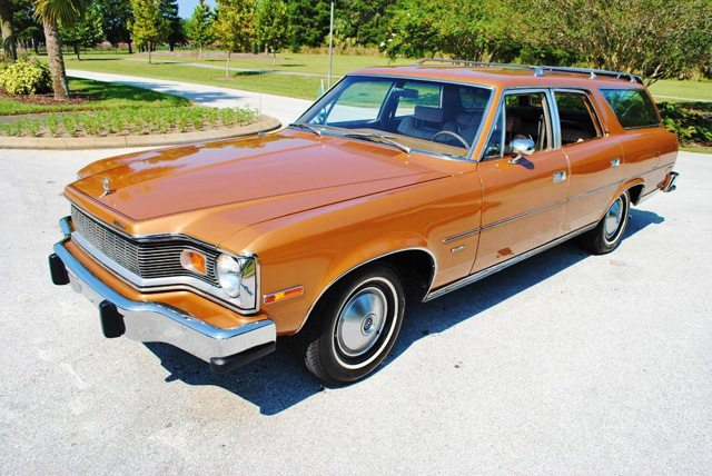 1977 AMC Matador Station Wagon 1