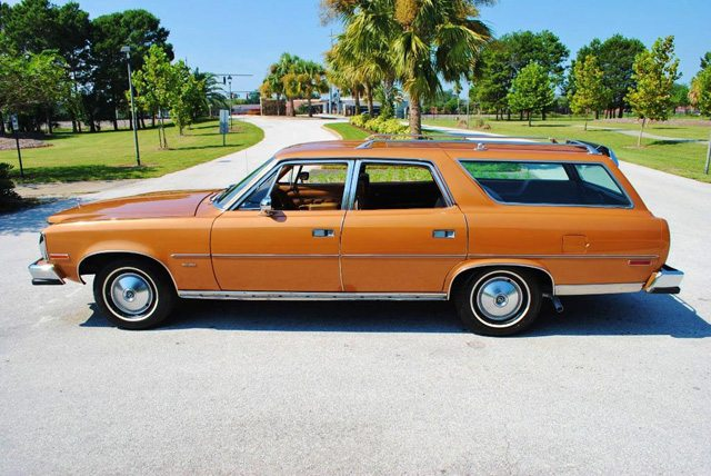 1977 AMC Matador Station Wagon 2